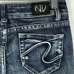 NV Skinny Low Rise Jeans Size 1